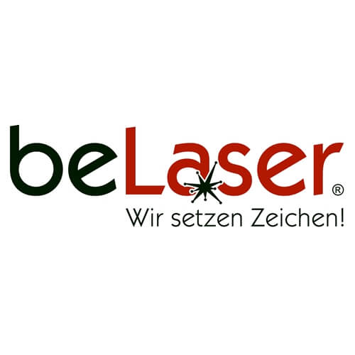 beLaser - our partner for laser marking and laser decoration in plastics