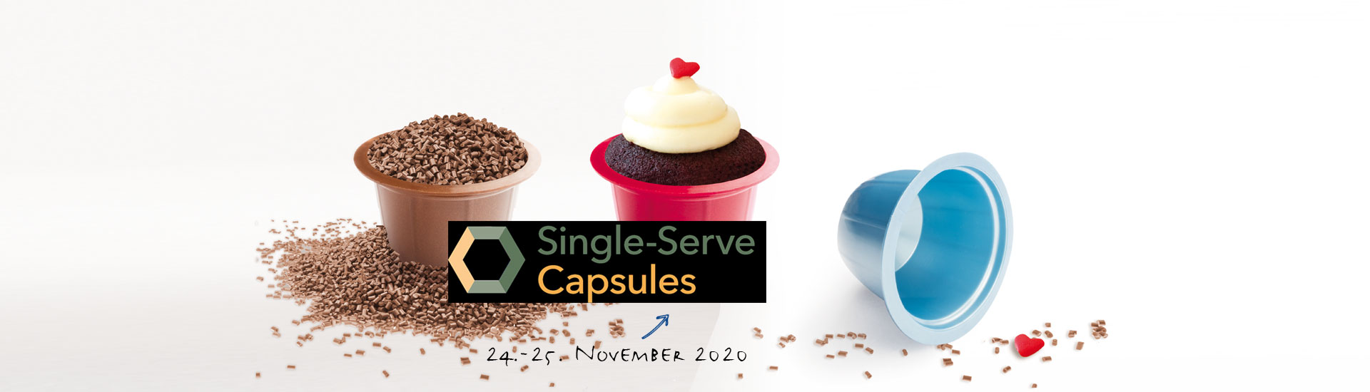 Single Serve Capsules Conference Berlin 2020 Gabriel Chemie Masterbatch - Kapselkonferenz Deutschland