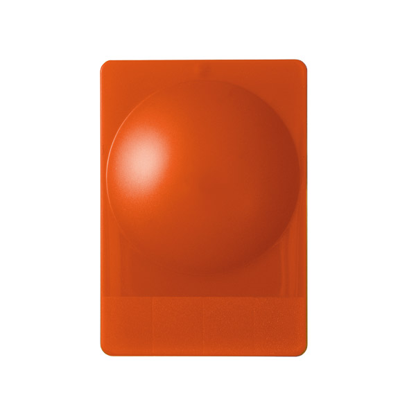 Orange Memory plastic plug